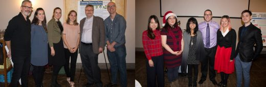 The 2016 Fall Poster Session Winners.