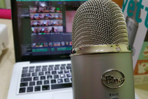 Podcast/Virtual speaker series production assistant work study position