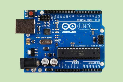 The Arduino Circuit Board