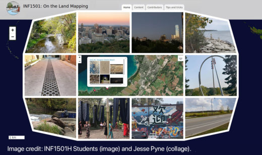 Multimedia Emergent Mapping for Education (MEME) Project cover