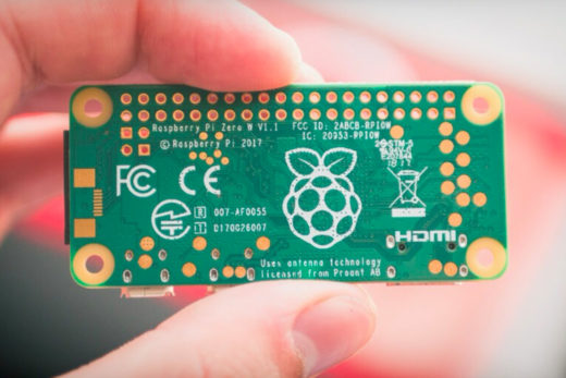 The raspberry pi at makerspace