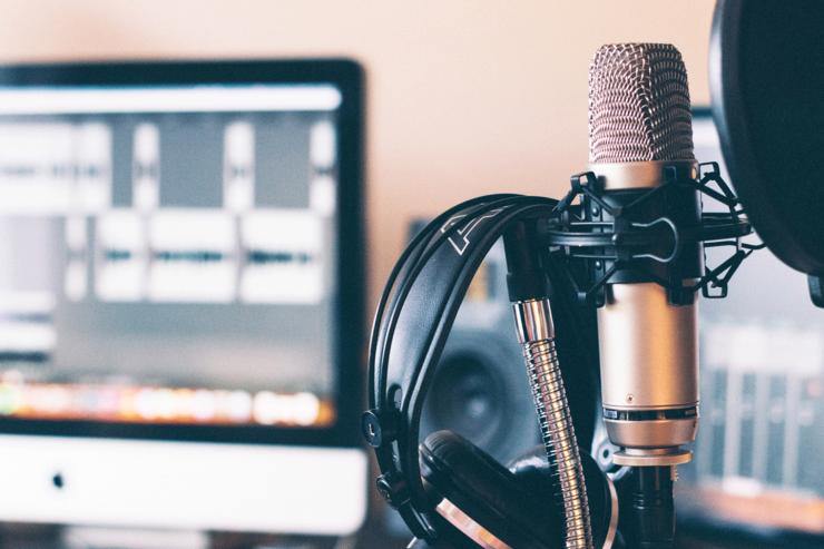 Audio mixer/sound design assistant job post