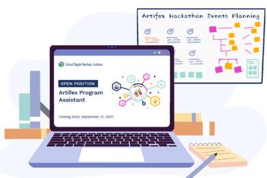 Artifex program assistant job posting cover