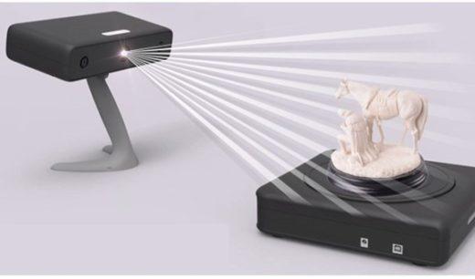 3D Scanner photo